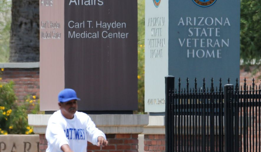 As fresh doubts emerged about the Veterans Affairs hospital in Phoenix, Republicans renewed criticism of President Obama and VA Secretary Robert McDonald for failing to improve benefits for veterans. (Associated Press)