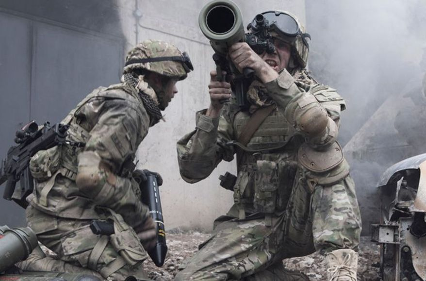 The Swedish defense firm Saab has signed a contract to provide U.S. Special Operations Command (SOCOM) with $187 million in Carl Gustav recoilless rifles and ammunition. (Image: Saab) ** FILE **