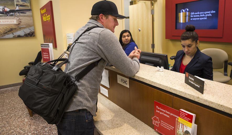 Wells Fargo's new ATMs does more than dispense cash