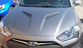 The 2015 Hyundai Genesis Coupe 3.8 (Photo by Rita Cook)