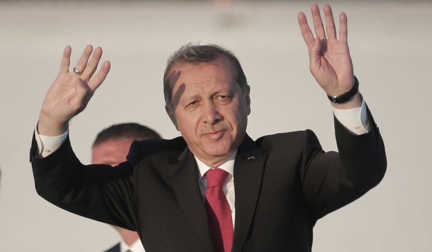 The legacy of Recep Tayyip Erdogan's dozen years in power is up for grabs as spillover from the Syrian civil war and a restive Kurdish minority make Turkey's June 7 parliamentary elections a crucial test for the president's political machine and his own personal staying power. (Associated Press)