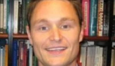 Christopher Driscoll, religious-studies visiting assistant professor at Lehigh University. (Image: Lehigh University)