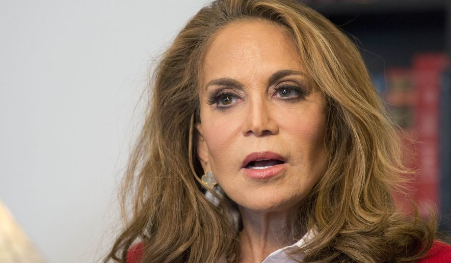 Conservative blogger and activist Pamela Geller organized the Prophet Muhammad cartoon drawing contest in Garland, Texas, on May 3 at which two suspects opened fire on a security guard before being shot and killed by police. (Associated Press)