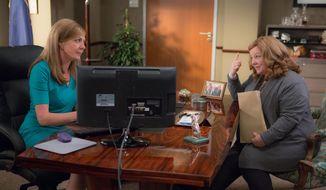 "Melissa McCarthy stars in the Twentieth Century Fox film ""Spy."" (AP)"