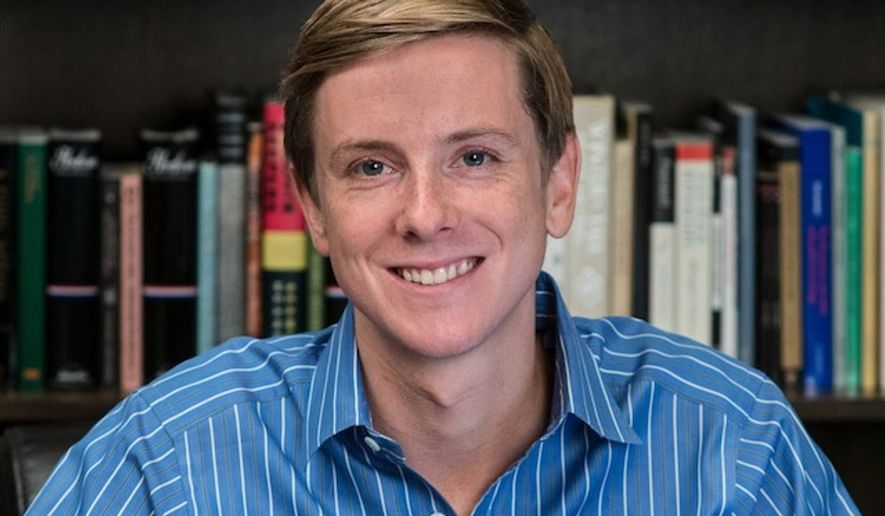 Chris Hughes, the owner and publisher of The New Republic, and his husband, Sean Eldridge, will be holding a fundraiser this month for Hillary Clinton's presidential campaign, according to The New York Times. (Facebook/Chris Hughes)
