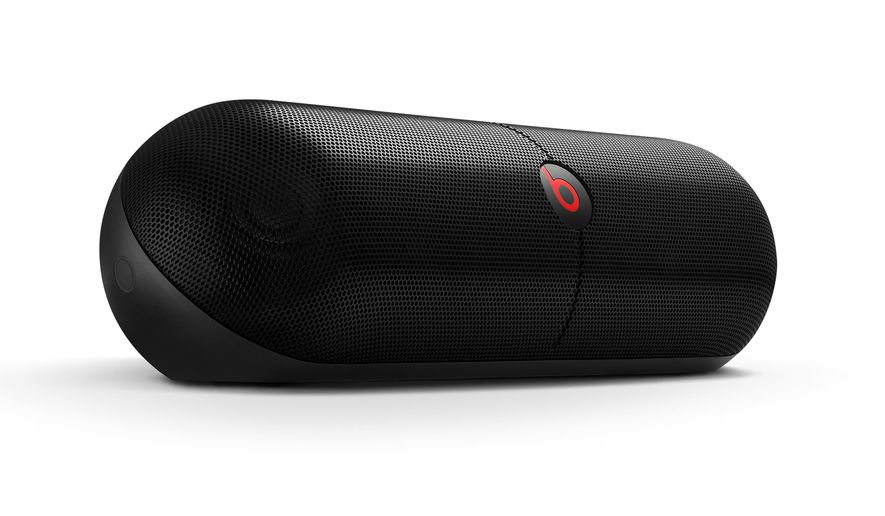 This undated product image provided by Beats by Dre shows the Beats Pill XL speaker. Apple, which owns Beats, on Wednesday, June 3, 2015 said it is recalling its Beats Pill XL speakers after a customer reported getting burned when it overheated. (Beast By Dre via AP)
