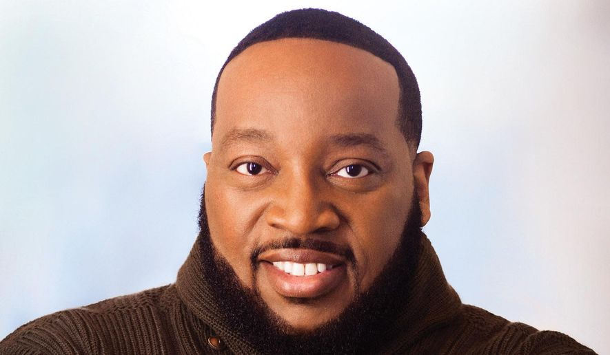 """This CD cover image released by RCA Inspiration shows """"You Shall Live,"""" the latest release by Marvin Sapp. (RCA Inspiration via AP)"""