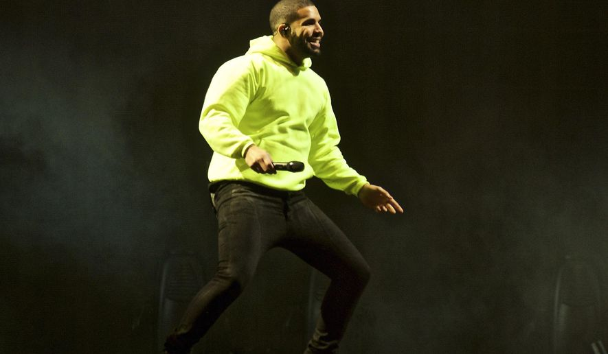 Rap / Hip-hop  superstar Drake performs at The Governors Ball Music Festival at Randall's Island Park, closing out the opening night on Friday, June 5, 2015 in New York. (Photo by Robert Altman/Invision/AP)