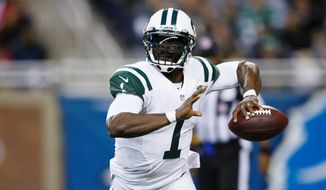 Virginia native and free agent quarterback Michael Vick said he believes he can still be a starting quarterback in the NFL. He took part in a charity golf tournament this weekend hosted by Redskins receiver DeSean Jackson. (Associated Press)
