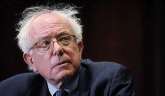 Berie Sanders (The Washington Times)
