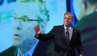 Former Florida Gov. Jeb Bush  plans to launch his presidential campaign in Florida next week before heading north to make his first stop as a declared candidate in New Hampshire, home to the first-in-the-nation primary and friendlier ground for more liberal GOP hopefuls. (Associaed Press photographs)