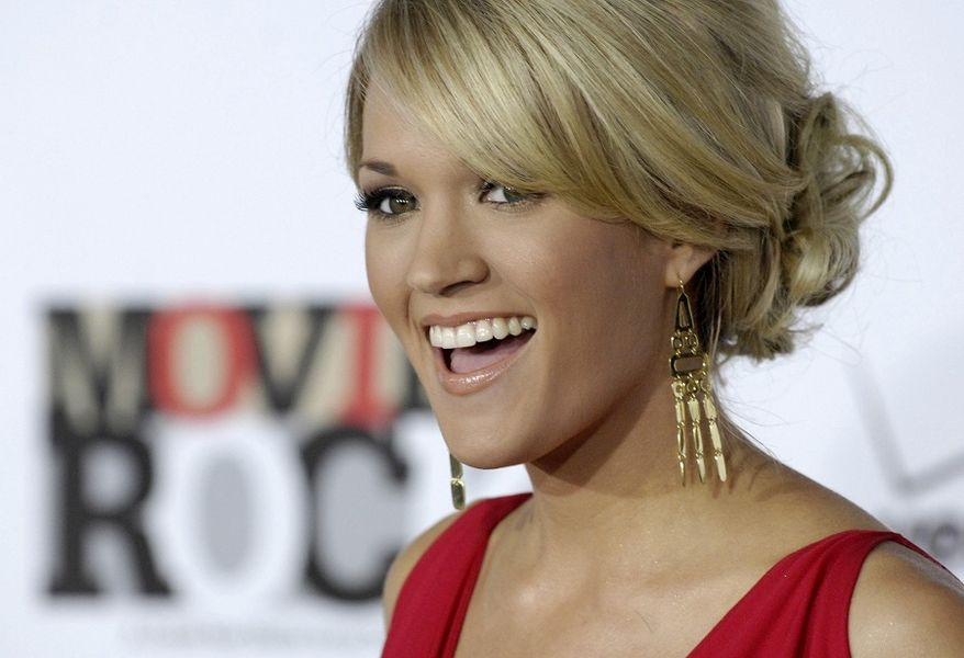 "Carrie Underwood  [Country Singer]  This American Idol winner known for faith-based songs such as  'Jesus Take the Wheel' and 'Something In The Water' grew up in the church.  After her first acting role in ""Soul Surfer,"" Underwood was quoted as saying, ""It's easy to have faith when things are going great and you're on top of the world. I'm winning, I'm selling, I'm on tour and this is all great! But this story is about having faith when the chips are down and how to deal with that."""