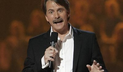 """Jeff Foxworthy  [Comedian/Game Show Host]  Foxworthy grew up Southern Baptist.  Host of The American Bible Challenge on GSN, Foxworthy told TheBlaze that he remembered accepting Jesus Christ when he was just seven years old. """"For it to be a relationship, you can't do all the talking. That's not a relationship,"""" he explained. """"You've got to listen. God doesn't scream. God whispers."""""""