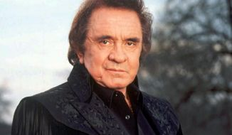 "Johnny Cash was raised in the Baptist church.  Once when pressed by a writer to share his specific beliefs, Cash responded with: ""I'm a Christian. Don't put me in another box."" According to Christianity Today, Cash also said, ""telling others is part of our faith all right, but the way we live it speaks louder than we can say it. The gospel of Christ must always be an open door with a welcome sign for all."""