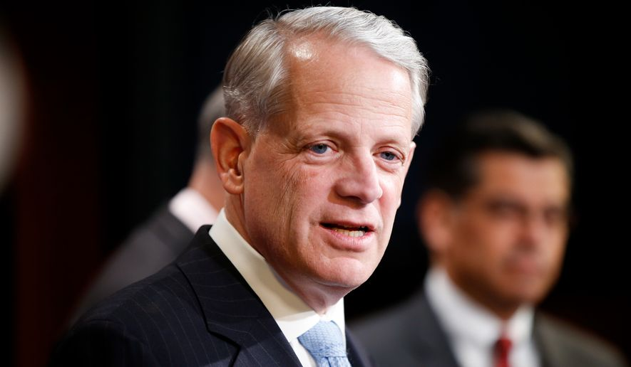 """If detectable weapons can make it through security checkpoints, how can we expect to catch wrongdoers carrying undetectable plastic firearms?"" Rep. Steve Israel, New York Democrat and one of the legislation's chief supporters, told The Hill. ""It's time to modernize our airport security so the American people can count on it."" (Associated Press)"