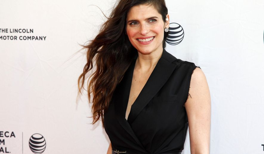 """FILE - In this April 19, 2015 file photo, Lake Bell attends the Tribeca Film Festival world premiere of """"Man Up"""" at the SVA Theatre in New York. Bell is a cast member in the Adult Swim comedy """"Childrens Hospital,"""" airing Fridays at 12 a.m. EDT. The show was recently picked up for a seventh season. (Photo by Andy Kropa/Invision/AP, File)"""