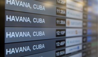 """U.S. Immigration and Customs Enforcement wants to put Cuban criminals on charter flights to their home country, but Havana has refused to take them back. Because of """"Zadvydas cases,"""" the federal government cannot detain immigrants indefinitely. (Associated Press)"""