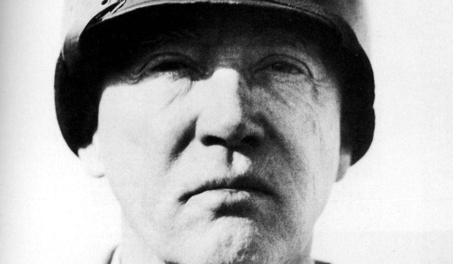 General George S. Patton (Associated Press photo)