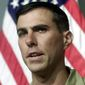 Lt. Col. Jason Amerine.