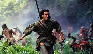 "Navy SEAL veteran Dom Raso told The New York Times that teammates were allowed to use weapons made by ""Last of the Mohicans"" master craftsman Daniel Winkler. (Image: 21st Century Fox) ** FILE **"