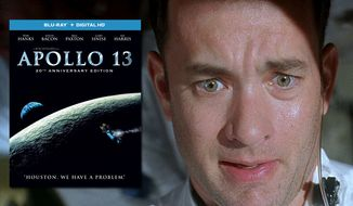 Apollo 13: 20th Anniversary Edition from Universal Studios Home Entertainment is now on Blu-ray.