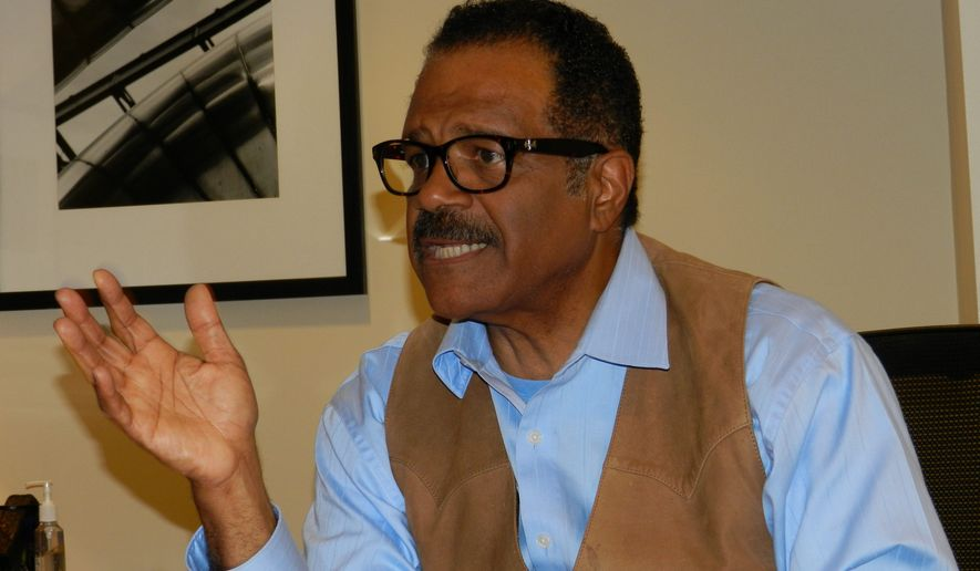 Ted Lange (Photo by Dave Kapp)