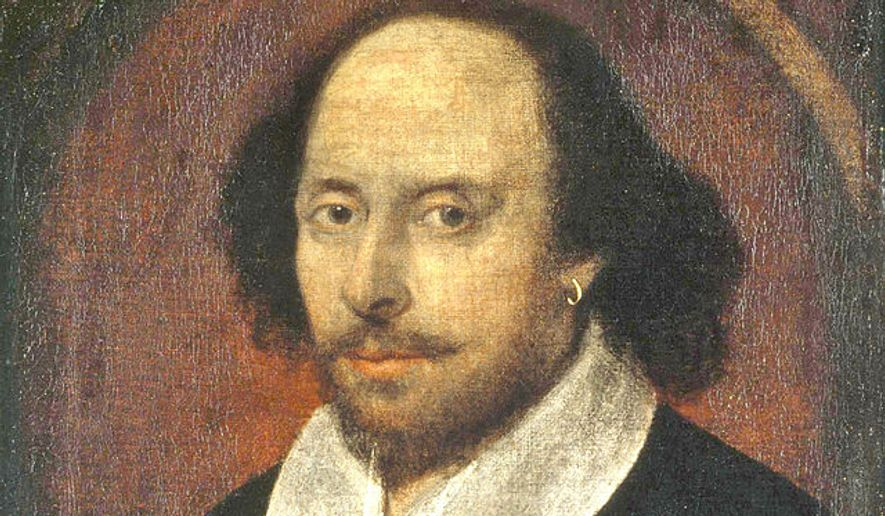 """A California high school teacher believes the works of William Shakespeare should no longer be a Common Core requirement, because """"one white man's view of life"""" somehow diminishes other cultural perspectives. (Wikipedia)"""