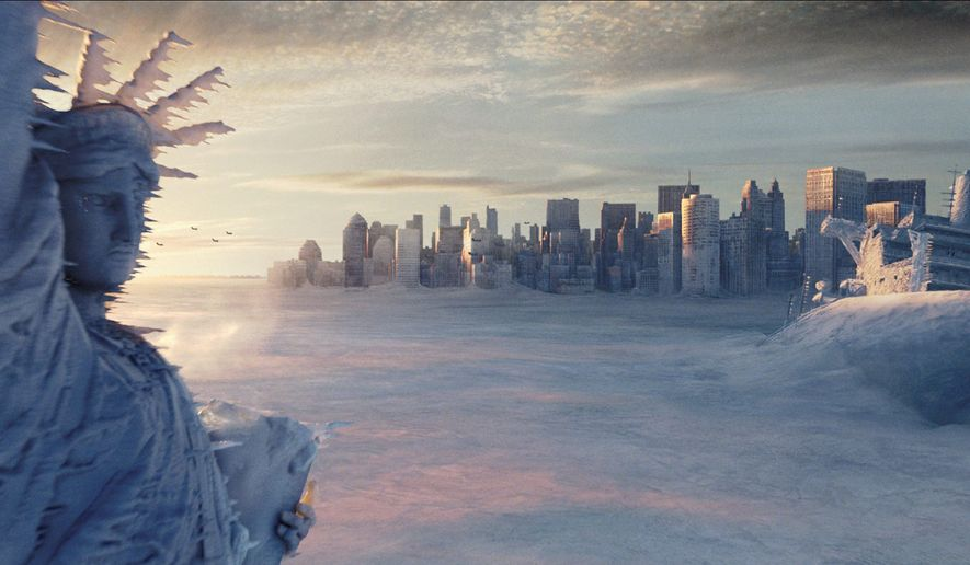 "Dan Bloom, a journalist who started the Cliffies two years ago and traces the evolution of climate change films, said it all started with ""The Day After Tomorrow"" in 2004. ""And I think we're going to see a lot more in the next 10 years,"" he predicted."