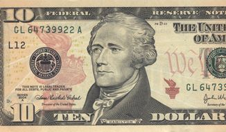 The Treasury Department announced Thursday that by 2020, the first U.S. Treasury Secretary will no longer grace the $10 bill but will be replaced by a yet-to-be-named woman.