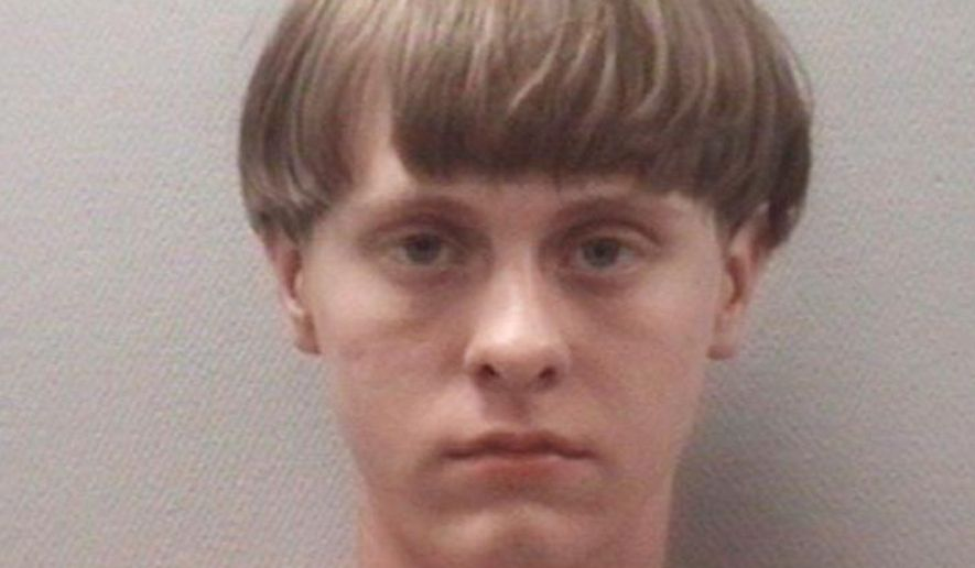 This April 2015 photo released by the Lexington County (S.C.) Detention Center shows Dylann Roof, 21.  Charleston Police identified Roof as the shooter who opened fire during a prayer meeting inside the Emanuel AME Church in Charleston, S.C., Wednesday, June 17, 2015,  killing several people.  (Lexington County (S.C.) Detention Center via AP)