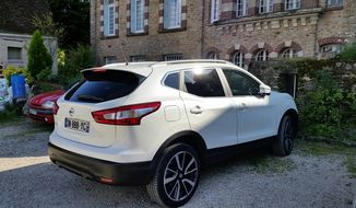 2015 Nissan Qashqai (Photo by Rita Cook)
