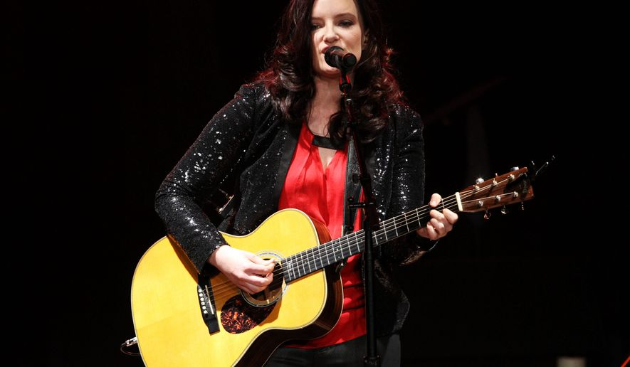 Brandy Clark brings her unique country sound to The Birchmere in Alexandria this coming weekend. (Robb D. Cohen/Invision/Associated Press)