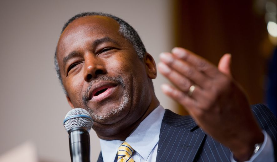 Republican presidential candidate Ben Carson has defied the fears of some who'd expected the wheels to come off his campaign soon after his March announcement. (Associated Press)