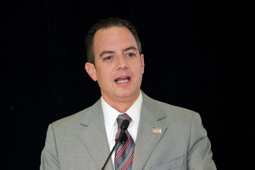 "RNC Chairman Reince Priebus said his group's initiative aims to ""equip the next generation."" (associated press)"