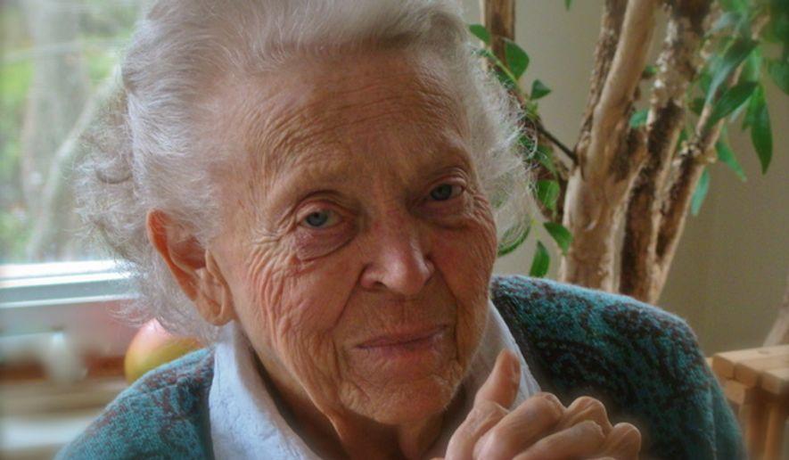 Elisabeth Elliot (Photo courtesy of www.ElisabethElliot.org)