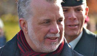 Phillippee Couillard. (Image: Wikipedia Commons)