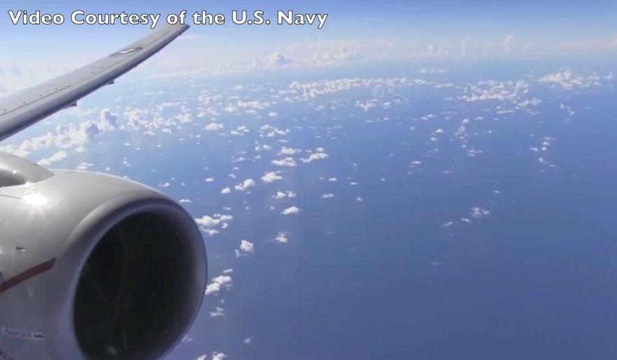 South China Sea Flyover Video
