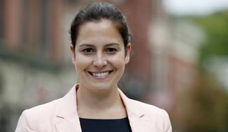 Rep. Elise M. Stefanik, R-N.Y. (AP Photo/Mike Groll, File)