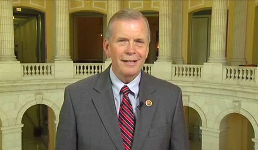 Tim Walberg, Congressman MI-07 (screenshot)