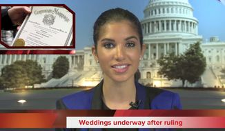 Weekend Briefing Madison Gesiotto June 27, 2015