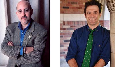 Evan Wolfson (FreedomtoMarry.org) and Mark Oppenheimer (MarkOppenheimer.com).