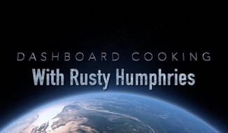 Rusty Humphries Dashboard Cooking