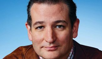 Ted Cruz has a new memoir out (Broadside Books)