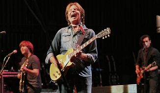 John Fogerty at Wolf Trap (Photo Special to The Washington Times, All rights reserved by John Fogerty
