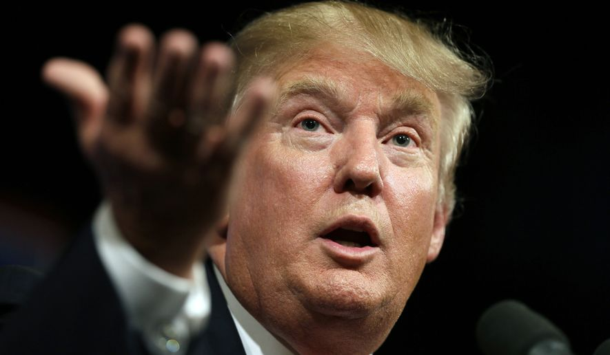 A number of businesses reacted to Donald Trump's comments by cutting ties with the mogul. NBC TV said it no longer would broadcast the Trump-produced Miss USA and Miss Universe pageants. Univision pulled its plans to run the Miss USA pageants, and Macy's dropped his clothing line. (Associated Press)
