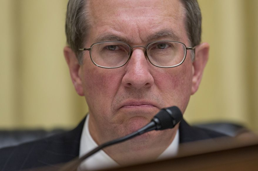"House Judiciary Committee Chairman Bob Goodlatte slammed the Obama administration for turning federal requests to detain illegal immigrants into ""something voluntary"" and ""releasing criminals back onto the streets."" (Associated Press)"