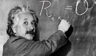 IQ Quiz - Einstein