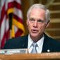 Sen. Ron Johnson, Wisconsin Republican, wants to know why illegal immigrant felons are being released from police custody. (Associated Press)