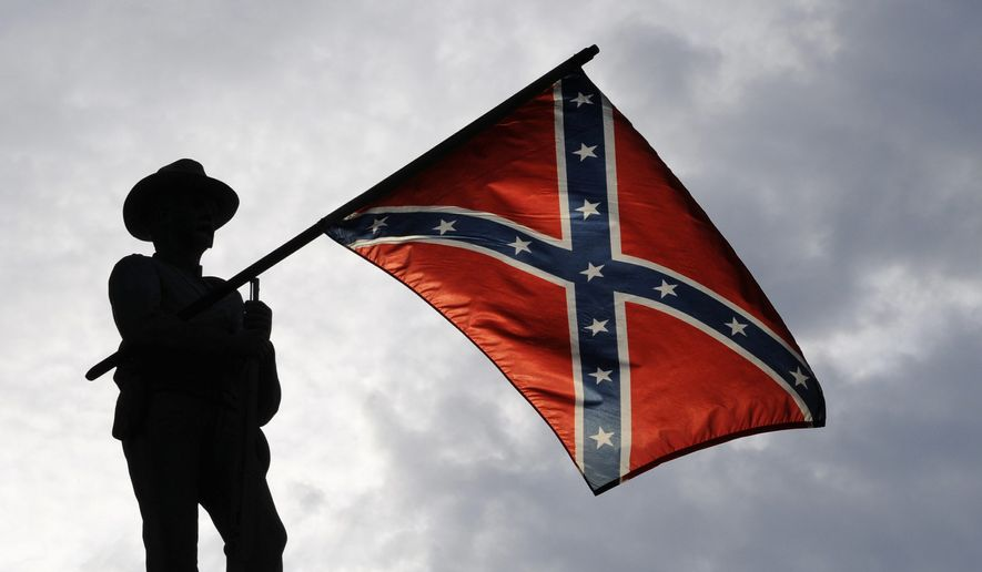 The Confederate flag matter has had far-reaching effects, even as the banner is being removed from use in entertainment venues and government sites. (Associated Press) **FILE**