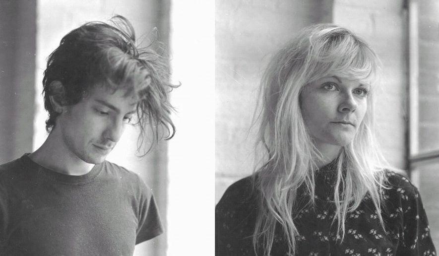 Daniel Benjamin and Maddy Wilde